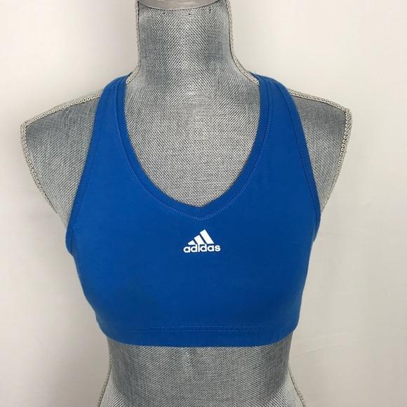 adidas Other - Adidas Blue Sports Bra
